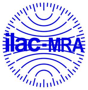 Laboratorium - logo ilac MRA